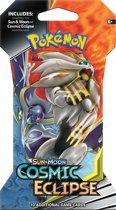 Pokémon Sun & Moon Cosmic Eclipse Sleeved Booster - Pokémon Kaarten