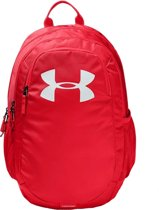 Under Armour Scrimmage 2.0 Backpack 1342652-600, Unisex, Rood, Rugzak maat: One size EU