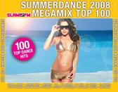 Summer Dance Megamix  2008 Top 100