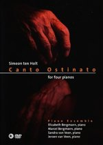 Canto Ostinato For Four P