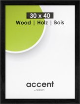 Nielsen Accent Magic 30x40 hout zwart 9730004