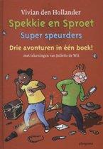 Spekkie en Sproet - Super speurders