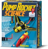 4M Kidzlabs Science - Pump Rocket - Hobbyset