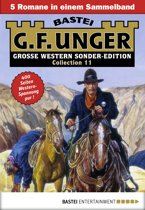 G. F. Unger Sonder-Edition Collection 11 - Western-Sammelband