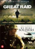 War Box - Great Raid/We Were Soldiers (dvd)