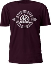 Kastiop - Bordeaux T-shirt L