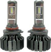 LED Koplamp 9006 (HB4) Set van 2, 70W, 6200K (7200 Lumen)