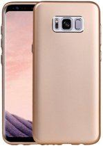 Wicked Narwal | Design backcover hoes voor Samsung Galaxy S8 Plus Goud