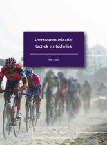 Sportcommunicatie: tactiek en techniek