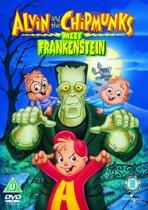 Alvin & The Chipmunks Meet Frankenstein (import) (dvd)
