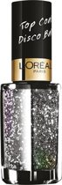 L'Oréal Paris Color Riche Le Vernis - 922 Disco Ball - Glitter - Nagellak Topcoat