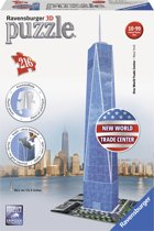 Ravensburger One World Trade Center - 3D Puzzel gebouw van 216 stukjes