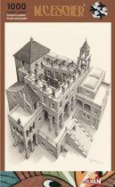 Klimmen en Dalen - M.C. Escher (1000)