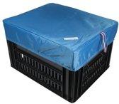 Box M Blauw voor Kerri Fietskrat