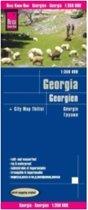 RKH Wegenkaart Georgia/Georgien