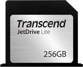 Transcend JetDrive Lite 350 256GB opslag voor MacBook Pro Retina 15 inch (Mid 2012 & Early 2013)