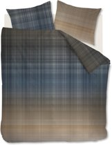 Beddinghouse Surrey Dekbedovertrek - lits-jumeaux - 240x200/220 - Blauw Grijs