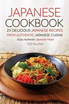 Japanese Cookbook, 25 Delicious Japanese Recipes from Authentic Japanese Cuisine