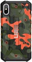 UAG iPhone Xs Pathfinder Case Rust Camo