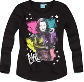 Disney-Descendants-T-shirt-met-lange-mouw-zwart-maat-152