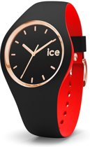 Ice-Watch IW007226 Horloge - Siliconen - Zwart - Ø35,5mm