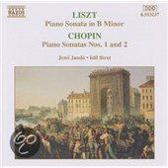 Liszt: Sonata in B minor; Chopin: Sonatas, Opp. 4 & 35
