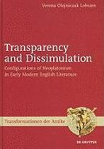 Transparency and Dissimulation