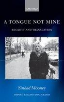 A Tongue Not Mine