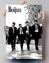 Reinders Poster The Beatles - in london - Poster - 61 × 91,5 cm - no. 16169