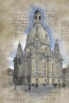 Dresden Germany Notebook