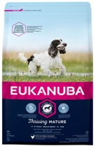 Eukanuba Dog Mature & Senior - Medium Breed - Hondenvoer - 12 kg
