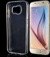 Samsung Galaxy S6 gel hoesje doorzichtig - Geschikt voor: Samsung Galaxy S6