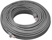 Multi-Kabel Networking Cat5E Ethernet Kabel met RJ-45 Plug - FTP - CCA - Grijs - 50 meter