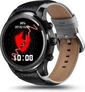 Hewec Smartwatch Smarthorloge Zwart