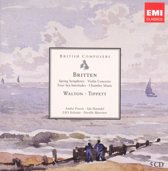 Various Artists - British Composers Britten