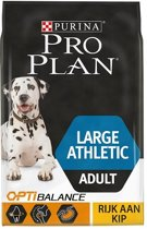 Pro Plan Large Athletic - Kip met Optibalance - Hondenvoer - 14 kg
