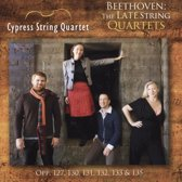 Beethoven The Late String Quartets