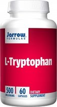 Jarrow Formulas L-Tryptofaan 500mg - 60 caps