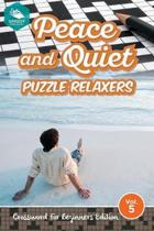 Peace and Quiet Puzzle Relaxers Vol 5