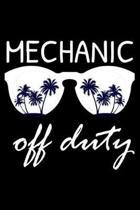 Mechanic Off Duty