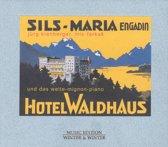Hotel Waldhaus: Welte Mignon Piano