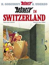 Asterix #16 Asterix in Switzerland