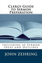 Clergy Guide to Sermon Preparation
