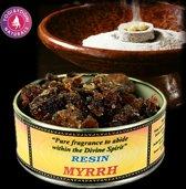 Wierookhars Myrrh - 60 g - M