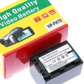 Camera Batterij Accu NP-FH70 2200mAh voor Sony