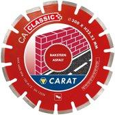 Carat diamantzaag asfalt ø300x22,23mm, ca classic