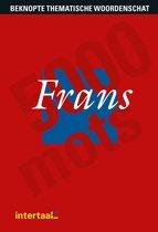 Boek cover Beknopte thematische woordenschat Frans van Wolfgang Fischer