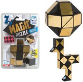Magic puzzel goud 24 stukjes