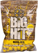 Crafty Catcher Big Hit Coconut & Maple Cream | Boilies | 20mm | 1kg