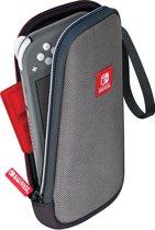 Cover van de game Officiële Beschermhoes Case Slim - Nintendo Switch Lite - Grijs